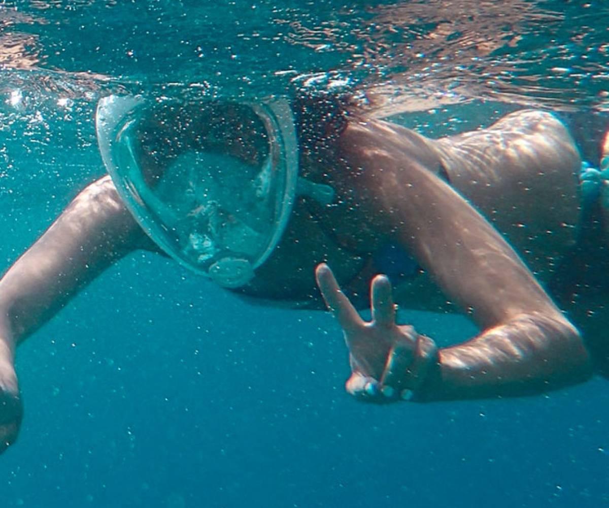 Snorkeling + The Rock + Sunset
