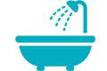 Bath icon